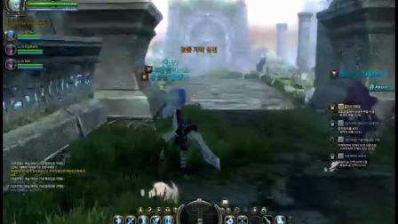 龙之谷最新视频3月2日组队打黑暗精灵,水道蝙蝠。