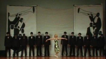 广外大经贸学院第11届英文戏剧大赛冠军剧目《芝加哥》精彩片段