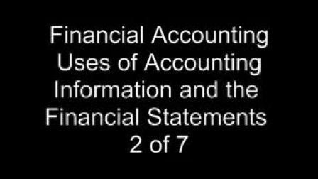 Accounting Basics 2- Accounting Equation
