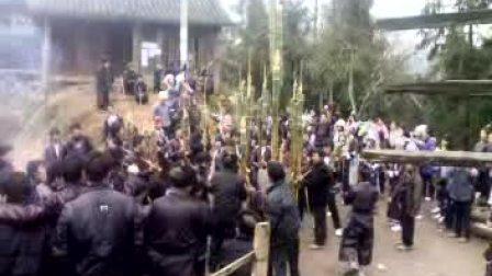 贵州从江托苗苗年芦笙节