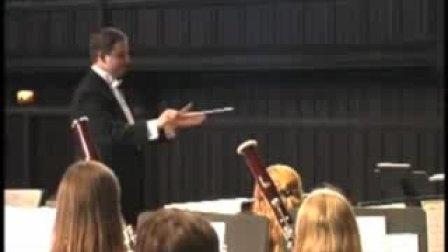 Intermezzo from Cavalleria Rusticana 乡村骑士 管乐版