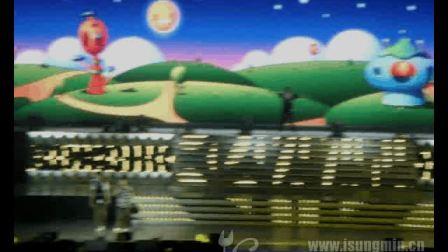 [ISungmin]20100307 Super Show II上海站童话剧