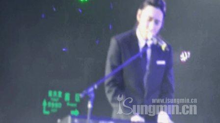 [ISungmin]20100307Super Show II上海站晟敏SOLO Ver.2(片段)