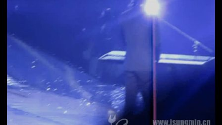 [ISungmin]20100306Super Show II上海站晟敏SOLO(片段)