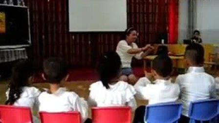 幼儿英语教学示范
