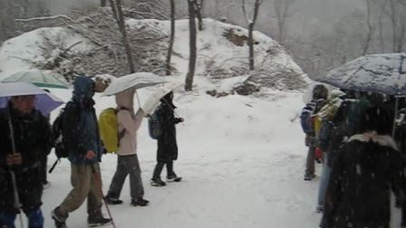 北京绿洲户外一周年活动—豪华雪景香八拉-2010314