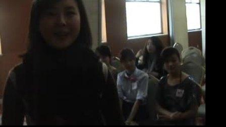 2010年北京车展日产展台礼仪录用后感言3