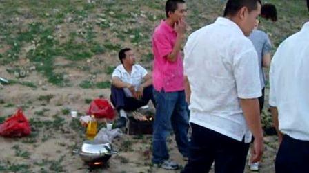 菜乡车友会 篝火晚会 2009