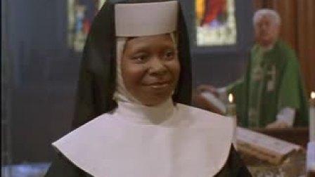 美国音乐影片——修女也疯狂第二段歌唱