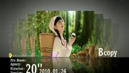 仲景香菇酱最新广告