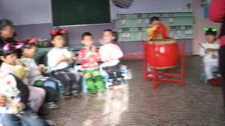 儿子幼儿园的家长开放日1