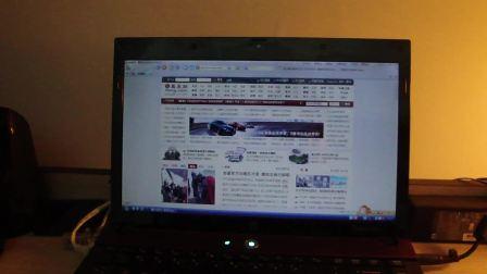 惠普 Pro Book 4411s 424笔记本电脑屏幕闪不停!