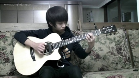 (Brown Eyes) Been Already a Year - 벌써일년 - Sungha Jung