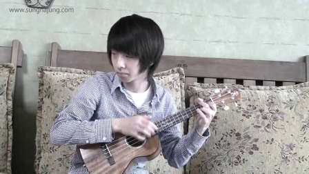 (Israel IZ Kamakawiwoʻole) Over_the_Rainbow - Sungha Jung