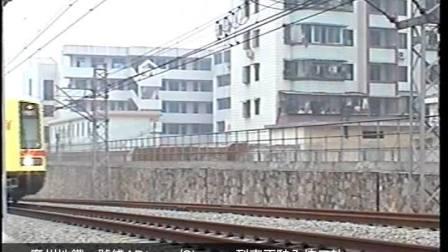 广州地铁一号线ADtranz西门子制电动车组