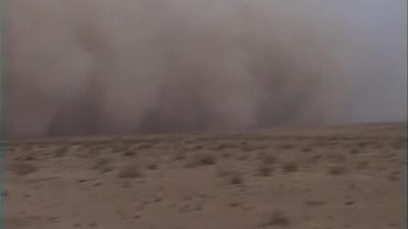 内蒙古阿拉善右旗出现特强沙尘暴,能见度0米,持续2小时