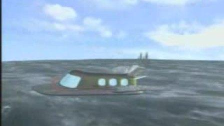 为什么气垫船能飞起来