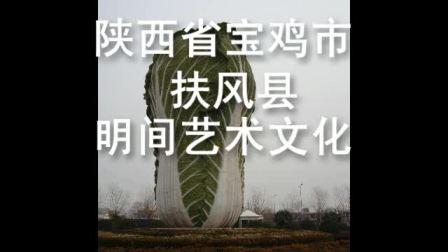 陕西 宝鸡 扶风 杏林 关中风情园