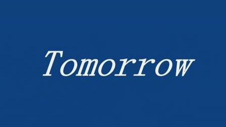 Tomorrow 艾薇儿