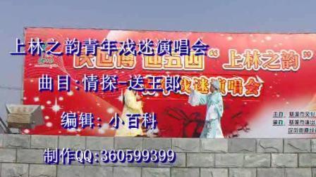 情探-送王郎(上林之韵)