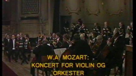 莫扎特《G大调第三小提琴协奏曲》(No.3 K.216)斯特恩演奏指挥