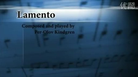 Per-Olov Kindgren play Lamento by Paulo Bellinati