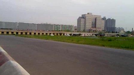 郑州MR-auto 汽车公园赛道 改装POLO 练车