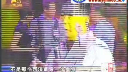 河南电视台《华豫之门》走进中国南阳玉雕节暨玉文化博览会特别节目专场