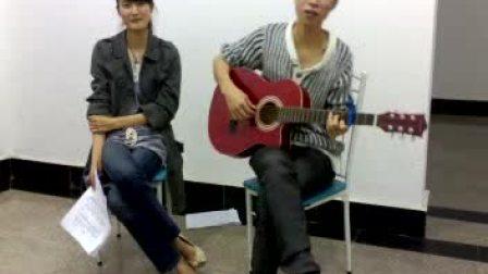 后来吉他弹唱 晓彤