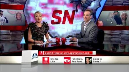 ESPN SportsNation Weird Web Stories(May 11)