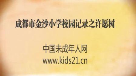 成都市金沙小学许愿树-中国未成年人网