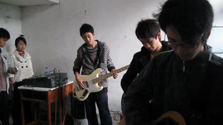 <MyD乐队>咸鱼 排练1
