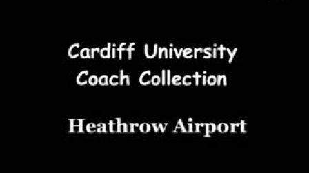 Diary of Heathrow Coach Collection