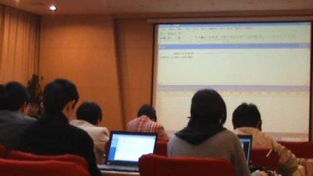 质量培训网质量专家金舟军SPC应用MINITAB培训视频