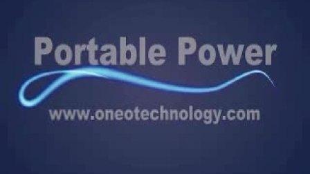 USB移动电源 手机应急充电器 强光手电筒使用