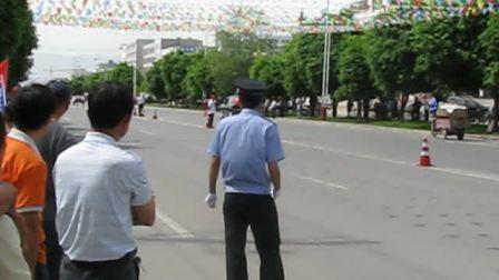 新疆博尔塔拉环赛里木湖自行车赛