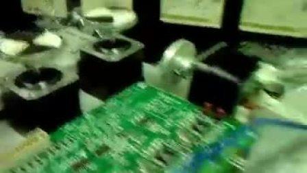 集成2轴步进电机控制驱动IO智能卡-TMCM310
