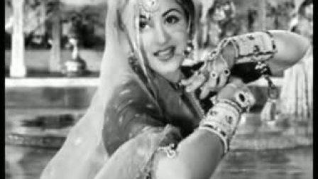 彗星美人:印度影坛巨星Madhubala