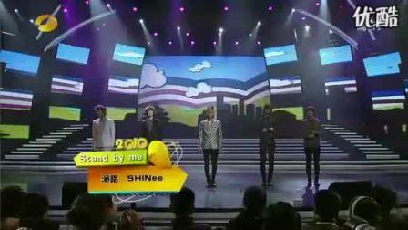 【封封视频】【韩国人气男团 SHINee Stand by Me 花样男子插曲 现场版】