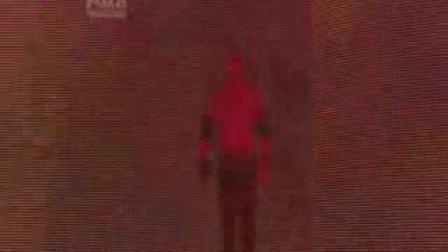 WWE美摔15人皇家大战群星上绳挑战赛