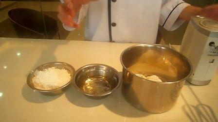 牛油曲奇自造DIY step01-配料及搅拌成型