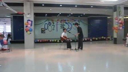 方耀耀 吉他弹奏童年