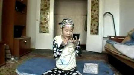 蒙古柔术训练比赛