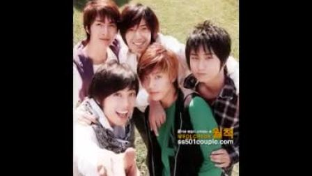 SS501 Happy 5th Anniversary