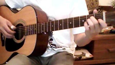 指弹吉他《小草》