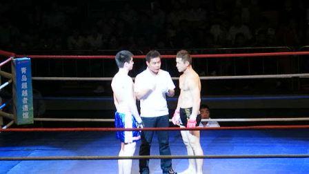 2010中泰俄散打搏击赛 78KG级无限制格斗