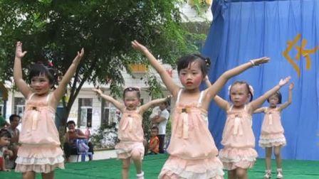幼儿 六一 舞蹈 牛奶歌