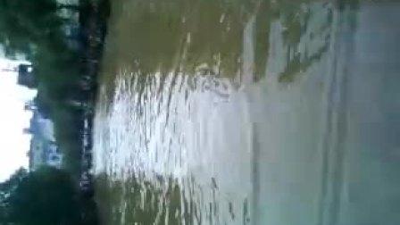 邵武五一九路洪水