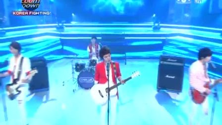 【LIVE】100617.M!Countdown.CNBLUE LOVE