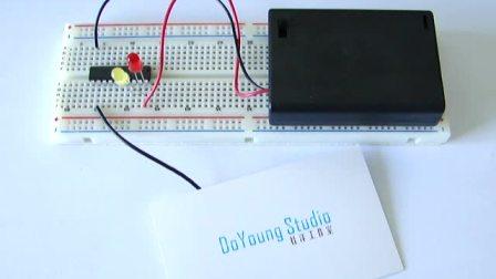 高稳定性电容式按键实验